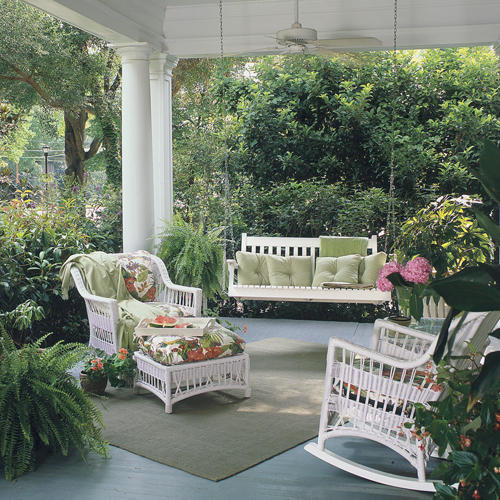 home porch swing plans