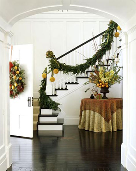 Design Chic: A Grand Entrance...